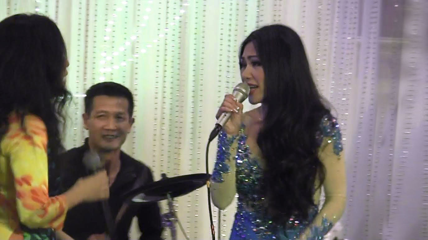 Duy Khiêm: Mélanie Nga My tiếng hát mới của Trung Tâm Asia và Lại Gần Hôn Em