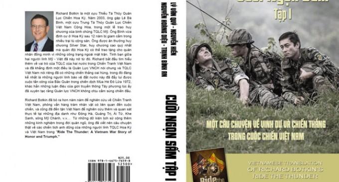 Cưỡi Ngọn Sấm Một Câu Chuyện Về Vinh Dự Và Chiến Thắng Trong Cuộc Chiến Việt Nam