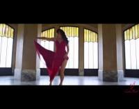 """Cécilia Bach hát """"Hương Xưa"""" thay lời Chúc Tết trên  AAT-TV vào dịp Tết Ất Mùi (2015) Lunar New Year"""