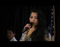 Thiên Tôn, Melanie NgaMy, Bích Vân  cùng đồng ca và hát đơn ca qua chương trình 40 years Journey To Freedom tại Kennedy Center, WA. DC