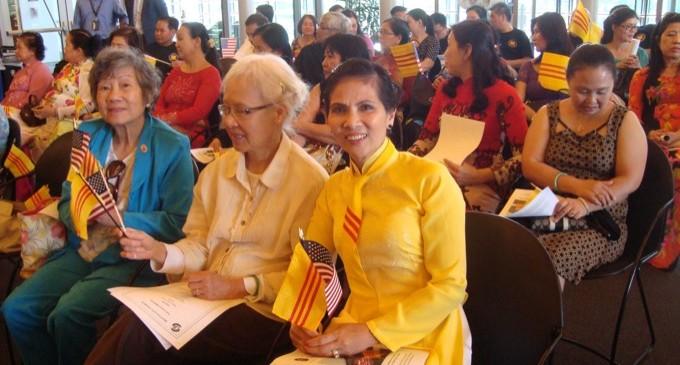 Nghị quyết Vinh danh Cờ Vàng tại Seattle được biểu quyết thắng lợi vẻ vang