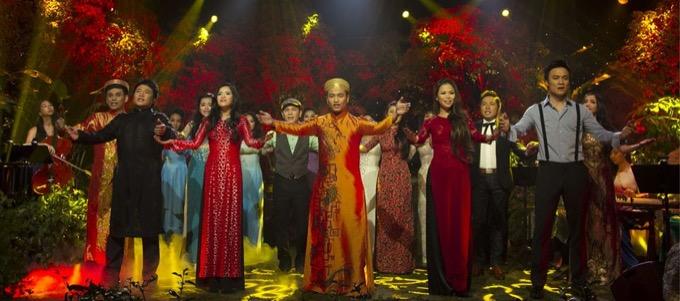"""Trò chuyện cùng Đạo Diễn Đăng Minh Hoàng và  chương trình thu hình """"Asia Golden 4- Khúc Nhạc Tình Quê"""""""