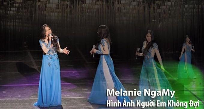 """Dưới cái nhìn của một người chụp hình- Nghe Melanie NgaMy hát nhạc trữ tình… quaCD """"Bài Tình Cho Giai Nhân"""" bài của Phạm Khanh"""