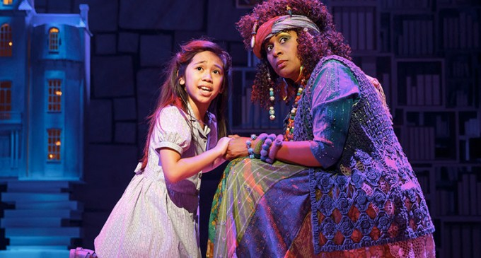 """Matilda"" at the 5th Avenue: An Ambitious Undertaking"