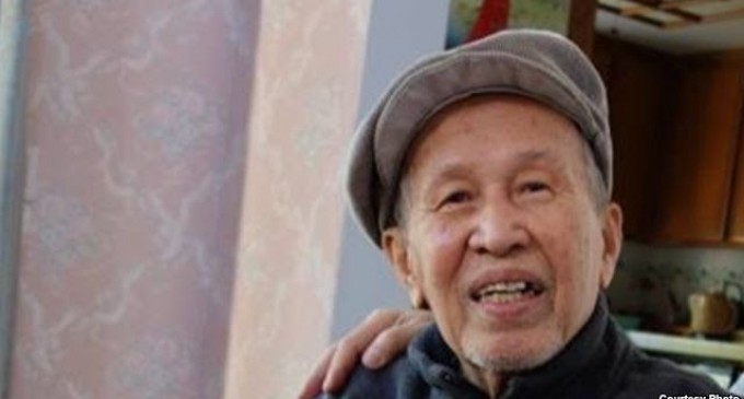 Việt Hải : Xin chia tay chào bác Võ Phiến