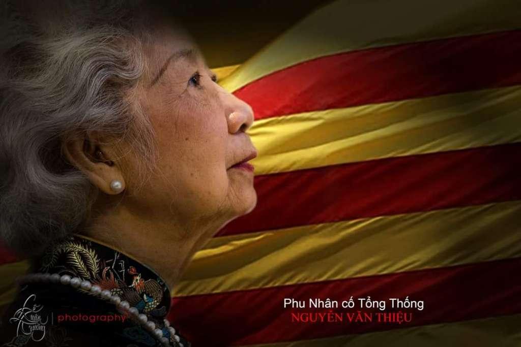 Chân dung Phu Nhân Cố Tổng Thống VNCH -Nguyễn Văn Thiệu sau 40 năm ly hương