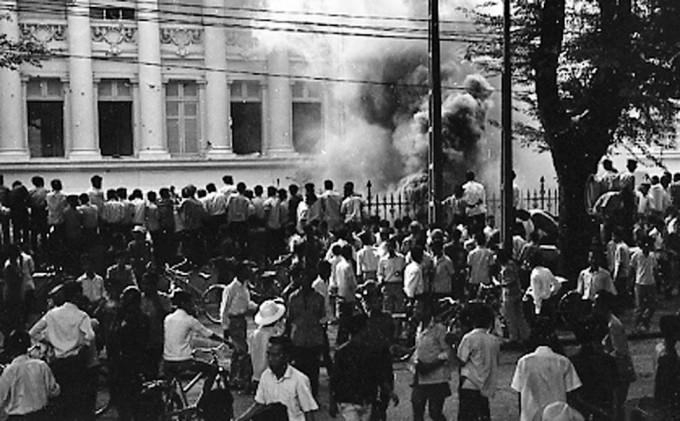 Dinh Gia Long- và dân SàiGòn ngày 1-11-1963