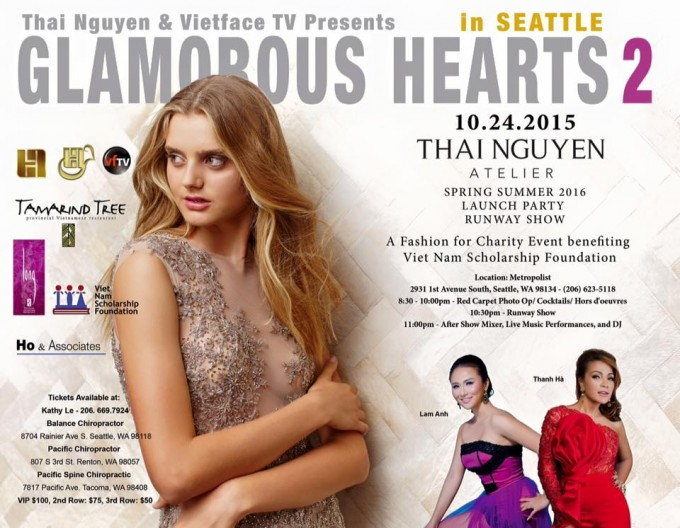 Glamorous Hearts in Seattle
