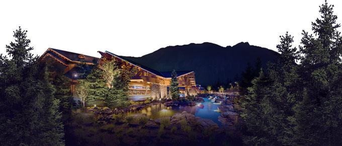 Snoqualmie Casino & Resort, gần thác nước địa danh có từ 9 triệu năm qua