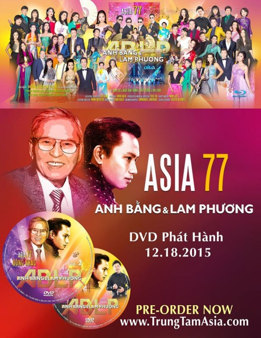 asia 77 dvd-Cover