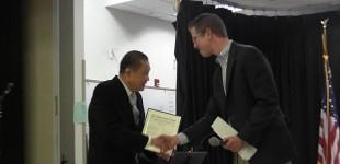 Quốc Hội HK vinh danh BS Nguyễn Xuân Dũng -Cộng đồng Người Việt Quốc Gia Tacoma ngày mừng Xuân,