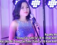 """Ca Khúc mới nhất của Anh Bằng """"TRONG CÕI TÌNH TA"""" – NGAMY MELANE (với youtube để nghe ca khúc)"""