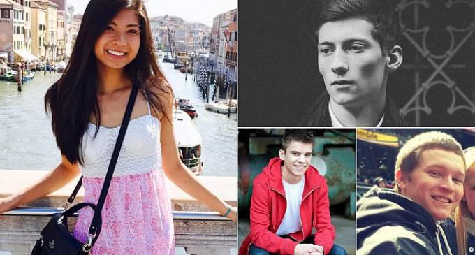 Một thiếu nữ Việt (Anna Bùi) trong số ba nạn nhân bị cố sát trong buổi họp nhóm sinh viên UW Bothell tại thành phố Mukilteo, Washington