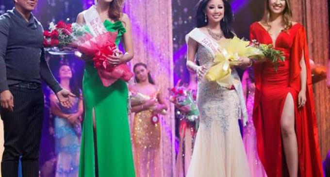 Hoa Hậu Thiếu Nữ Trẻ Người Việt Thế Giới  Brandy Ngô  và tài năng về thẩm mỹ thời trang