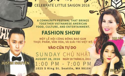 Celebrate Little SaiGon: Nhằm kêu gọi bảo vệ khu phố được sống còn và thể hiện nét đẹp Việt Nam tại Seattle