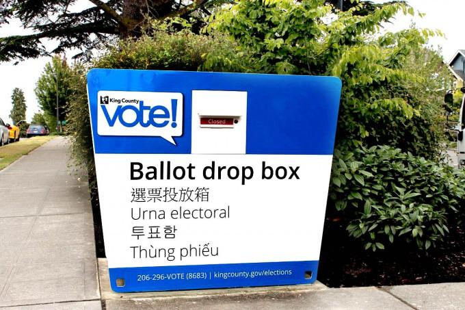 Vot in King County