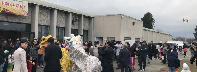 Hành hương viếng thăm các Chùa và đi Nhà Thờ quanh Seattle dịp Tết Đinh Dậu