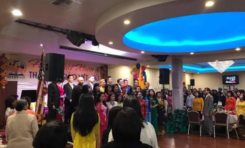 Họp mặt các thầy cô dậy Việt Ngữ: 25-2-2017: Tiếng Việt còn, nước Việt còn, người Việt còn…
