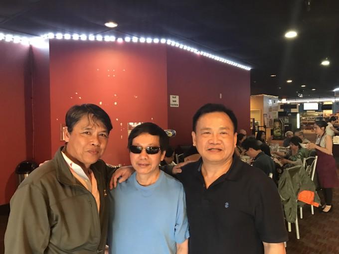 3 cựu THiếu Sinh Quân trận đánh cuối