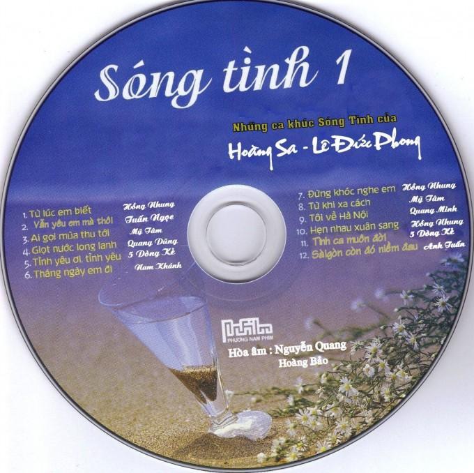 Hình mặt CD Sóng Tình_1