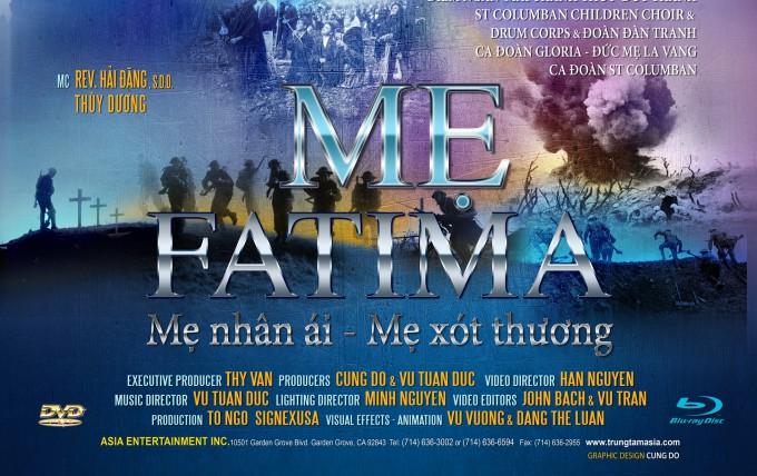 Poster Asia Fatima Viet