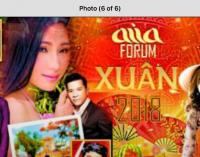 Xem ASIA TẾT BOLSA Mừng Xuân Mậu Tuất 2018 và Behind The Scenes Kayla Nguyễn