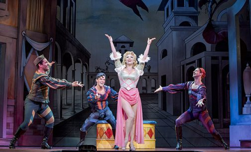 "Review: ""Kiss Me Kate"" at 5th Avenue Theatre: Apr 6 to Apr 29, 2018"