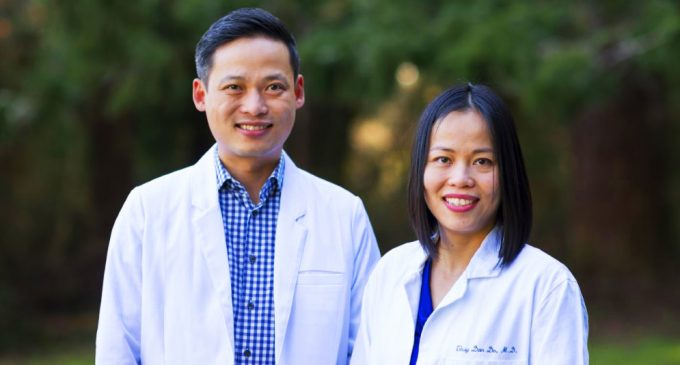 Vietnamese medical professionals serve Vietnamese patients during COVID-19