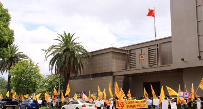 Cộng đồng gốc Việt tại Houston mừng vui khi tổng lãnh sự Trung Quốc bị đóng cửa