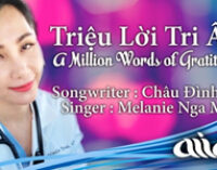 """""""Not a job, but a calling"""" How singer Melanie Nga My uses music to honor frontline workers"""