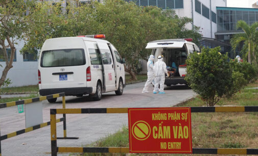 Việt Nam có bệnh nhân COVID-19 thứ 3 tử vong