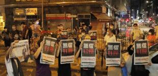 Dân Hồng Kông bảo vệ tự do báo chí trước đe dọa của Trung Quốc