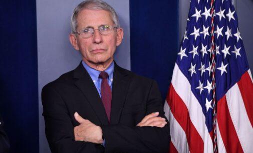 Không cần phong tỏa, nhưng tất cả người Mỹ cần thực hiện 5 hoặc 6 'biện pháp cơ bản' – Anthony Fauci