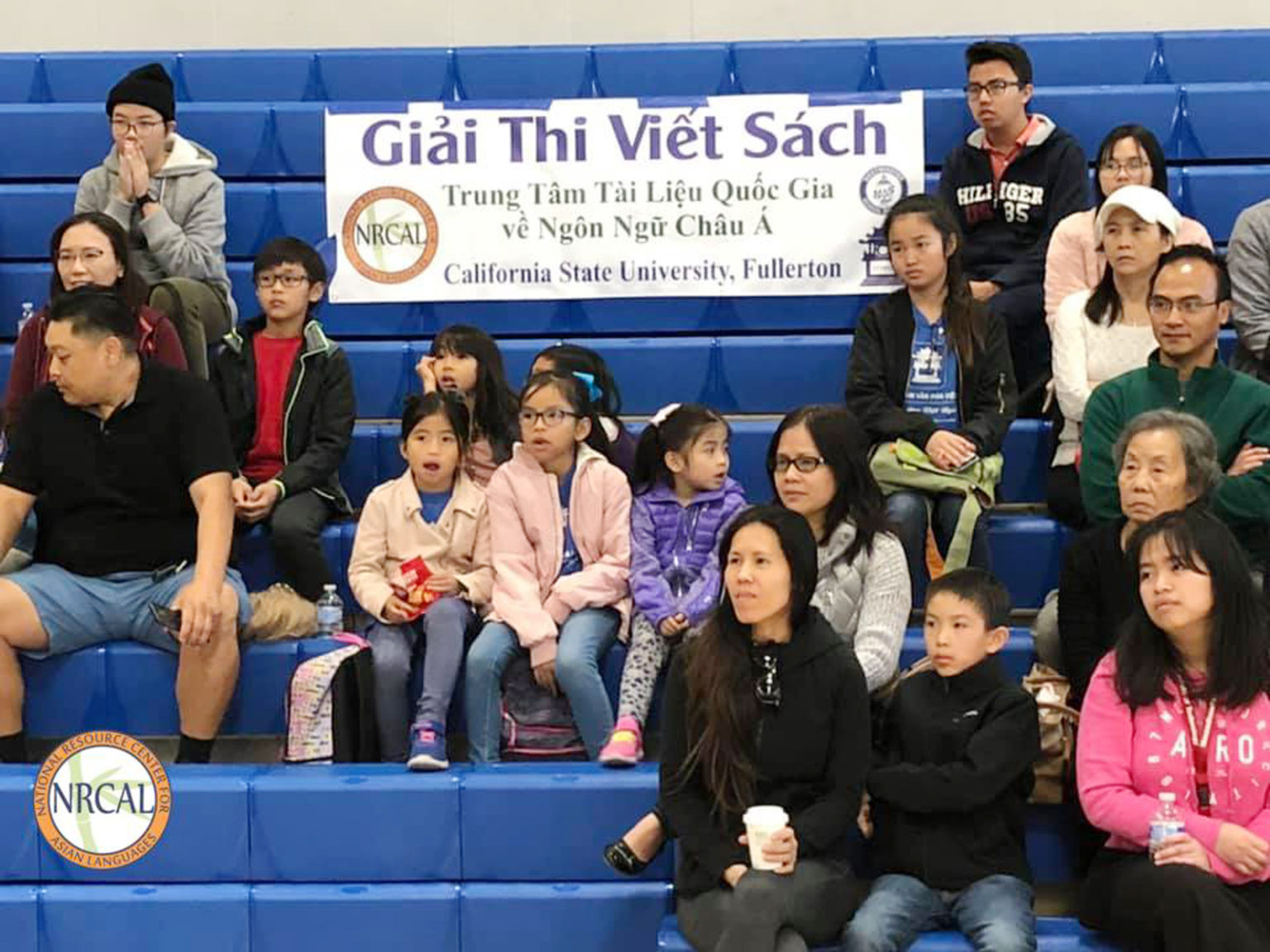 Sách tiếng Việt của thiếu nhi gốc Việt được trung tâm NRCAL ra mắt trực tuyến