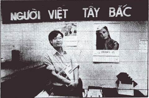 Ông Phạm Kim, chủ nhiệm của tờ báo Việt-ngữ lâu đời nhất ở Seattle, qua đời