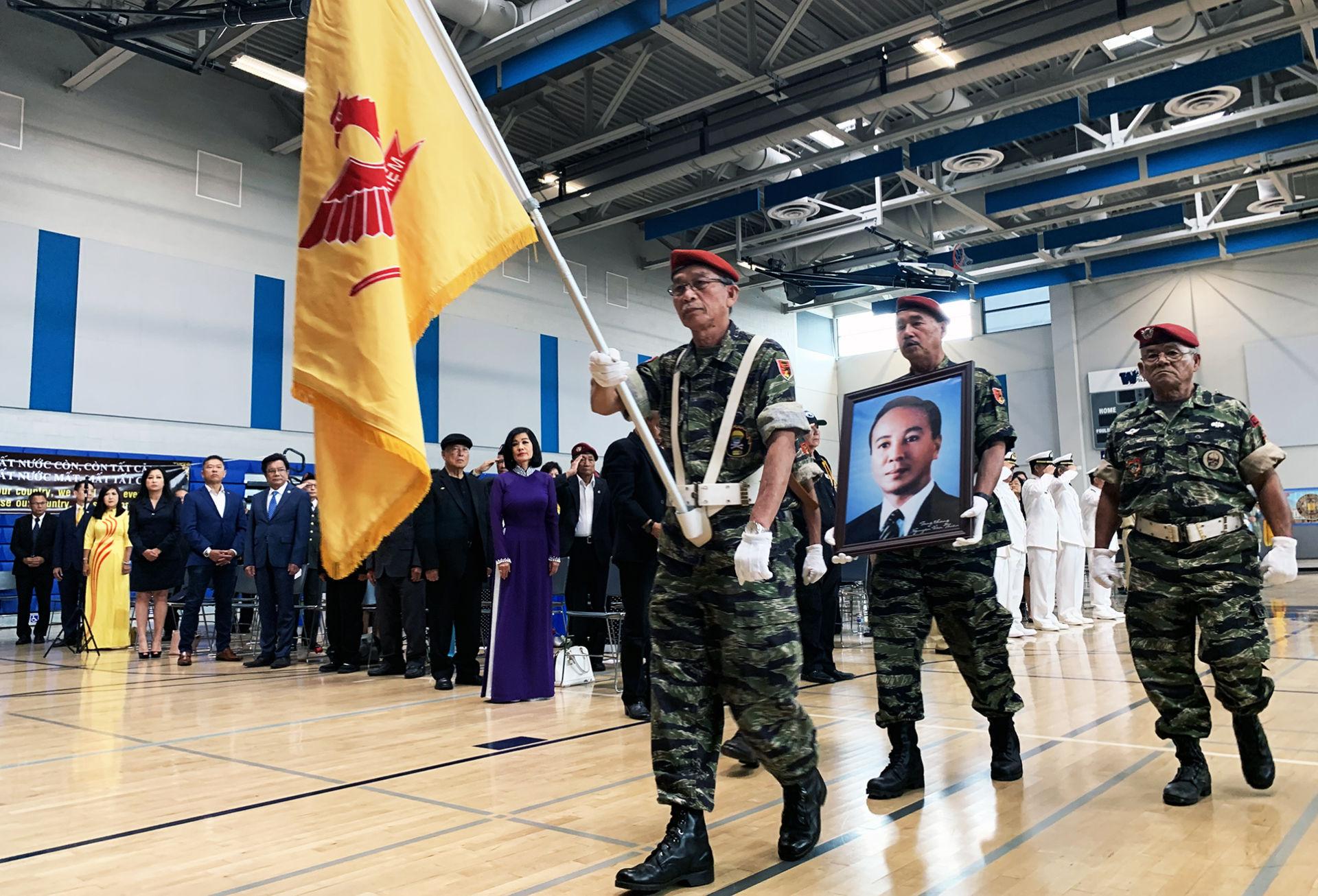 Little Saigon tưởng niệm cố Tổng Thống Nguyễn Văn Thiệu, 'một người lãnh đạo tốt'